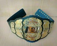 WWE World AEW Championship Wrestling Belt Replica