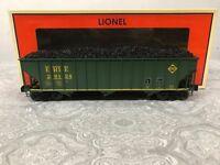 Lionel Erie (Norfolk Southern) 3-Bay Open Hopper 6-17782
