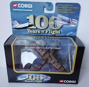 Corgi 100 Years of Flight CS90278 Boeing Clipper BOAC NEW