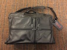 Tumi Traditional Leather Laptop Briefcase