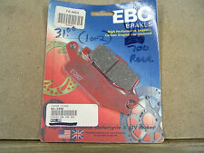 EBC FA446X Brake Pads (In hand ships today free)