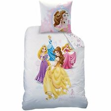 Cti 044245 Housse de couette Princesses Dream Big coton Rose 200 x 140 cm ...