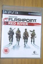 Ps 3 game Operation Flashpoint Red River