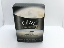 Olay Total Effects 7-In-1 Anti-Aging Facial Moisturizer Booster, 1.7 oz