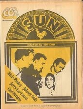 OOR 1972 9 SUN Records ELVIS Johnny Cash CARL PERKINS Jerry Lee Lewis CCR