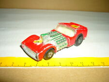 MATCHBOX-Lesney Superfast Road Dragster, rot, No. 19, 1970, 11-19  Zustand / Con