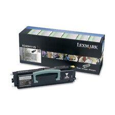 New Factory Sealed Genuine Lexmark X340A11G Laser Toner Cartridge X340 X342