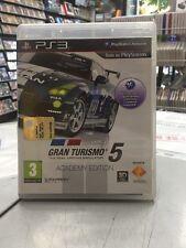 Gran Turismo 5 Academy Edition Ita PS3 USATO GARANTITO