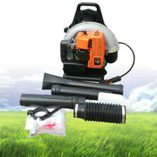 110CC 2 Stroke Commercial Grass Lawn Blower 2.7KW Backpack Petrol Leaf Blower
