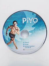 PIYO Workout Fitness DVD Sculpt Turbo Fire by Beachbody