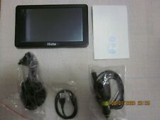 Hieha GPS Navigation Systems for Car Truck Vehicles 7 Inches 8GB 256Mb Navigatio