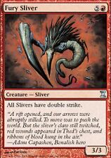 *MRM* ENGLISH Fury Sliver (Slivoide furieux) MTG Time Spiral