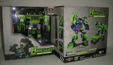 NEW TFC Toy Transformers Hercules Devastator Heavy Labor Figure In Stock