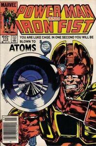 Power Man and Iron Fist #115 (Marvel comics)