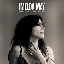 IMELDA MAY 'LIFE LOVE FLESH BLOOD' VINYL LP (2017)