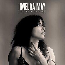 IMELDA MAY 'LIFE LOVE FLESH BLOOD' DELUXE EDITION CD (Bonus Tracks) (2017)