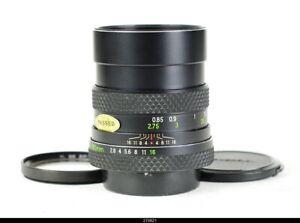 * Lens Voigtlander Color Dynarex 2,8/85mm AR Black  for Rollei Rolleiflex SL350