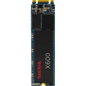 SanDisk X600 128 GB Solid State Drive - M.2 2280 Internal - SATA (SATA/600)