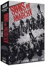 Dvd SONS OF ANARCHY - Stagione 05 - (4 Dvd) Serie Tv ......NUOVO