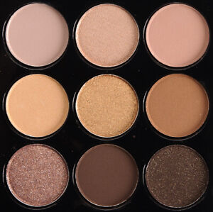 NEW MAC Eye Shadow X 9, Amber Times Nine BRAND NEW IN BOX