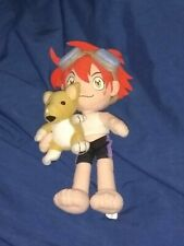 Cowboy Bebop Radical Edward Plush with Ein