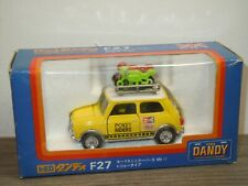 Morris Mini Cooper S MK-I Poket Riders - Tomica Dandy F27 1:43 in Box *36675