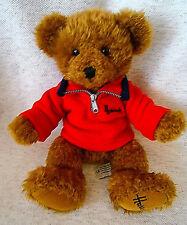Harrods Plush Teddy Bear 33cm New