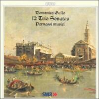 DOMENICO GALLO: 12 TRIO SONATAS NEW CD