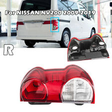 Red Right Passenger Side Rear Tail Light Brake Lamp For NISSAN NV200 2009-2019