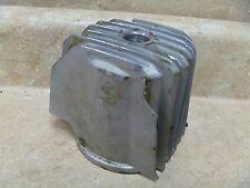 Honda 350 CB350-F FOUR CB 350 F Used Engine Oil Filter Cover & Bolt 1973 #SM2