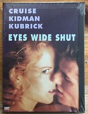 Sealed Unopened 2000 Snapcase Eyes Wide Shut Dvd Cruise Kidman Kubrick