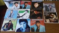 "SHAKIN´ STEVENS 11X 7"" 45 SINGLES COLLECTION [JUKEBOX HIT DUTCH GERMAN PRESSINGS"