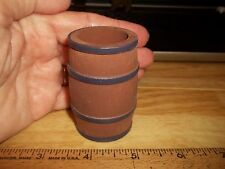 BARREL FOR YOUR DOLL HOUSE,GENERAL STORE OR PUB