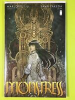 Monstress #1 Image Nov 2015 1st Printing Cover A HBO MAX Optioned NM 9.4