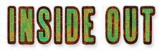 Sizzlits Inside Out alphabet strip die #657827 Retail $19.99 Retired Tim Holtz