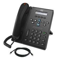 Teléfono IP unificado de Cisco 6921 en Negro-CP-6921-C-K9