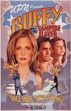 Buffy The Vampire Slayer movie poster  : 11 x 17 inches - Sarah Michelle Gellar