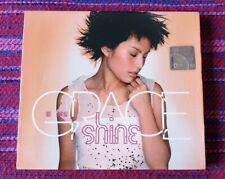 Grace Yip ( 葉佩雯 ) ~ Shine ( Malaysia Press ) Cd