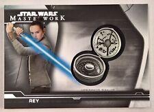 2019 Star Wars Masterwork Artifact Medallion REY LUKE SKYWALKER'S COMPASS MC-RLC