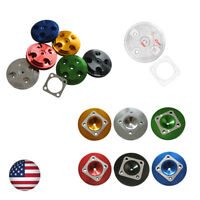 Colorful Cylinder Head Cover & Gasket For 66cc 80cc 2- Stroke Motorized Bicycle