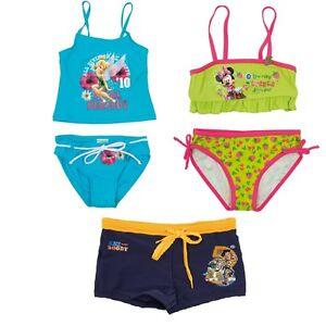 NEW Swimsuit Girl Boy 2-8 year NEW bikini trunks NEW