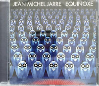 Jean-Michel Jarre CD Equinoxe - Remastered - Europe (M/M - Scellé / Sealed)