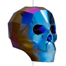 Swarovski 5750 Cristal cráneo del grano (19mm) Azul Metalizado Pack De 1 (M55/2)