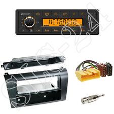 Continental TR7412UB-OR Radio +Mazda 3(BK) 2003-2008 Blende schwarz +ISO Adapter
