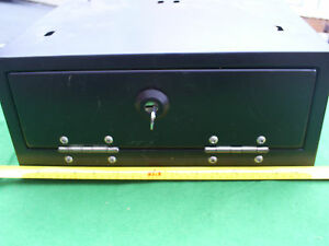 VEHICLE, SECURITY STEEL LOCKABLE BOX,VAULT, FOR VALUABLES, IDEAL FOR A VAN
