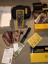 Fluke 179 True-RMS Digital Multimeter - Yellow/Black