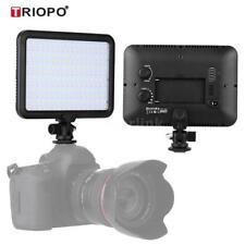 TRIOPO TTV-204 LED Camera Video Light Lamp Panel 3200K~5500K fr DSLR Camera G5Z6