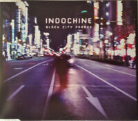 CD MAXI EP INDOCHINE BLACK CITY PARADE 6 TITRES RARE COLLECTOR NEUF SOUS BLISTER