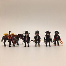 PLAYMOBIL GEOBRA | Cowboys / Bandits / Robbers | Western / Wild West