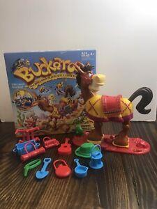 Buckaroo Mule -Hasbro Milton Bradley Family Board Game - 2004, Complete #48380